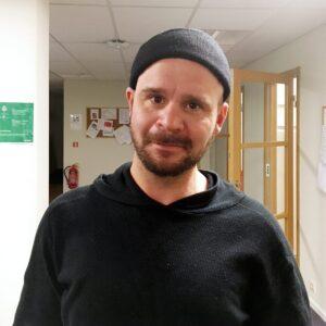 Martin Karlsson, verksamhetschef vid Nytida Ungstöd med stödboende och öppenvård i Eskilstuna.